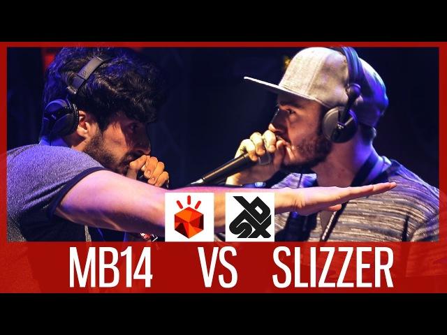 MB14 vs SLIZZER | Grand Beatbox LOOPSTATION Battle 2017 | 14 Final