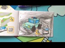 Оживаючі картки Англійський алфавіт Літери і слова Інновація від Ranok Creative