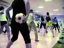 фитнес программа с мячами fitness with a ball инструктор Матрунич Екатерина
