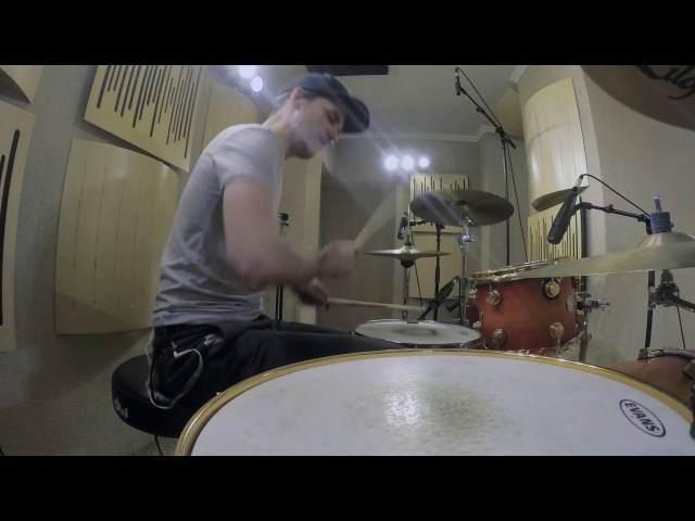 Christina Aguilera - Ain't No Other Man - Drum Cover by Alexey Kuznetsov