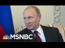 Vladimir Putin Critic Takes Big Risk Exposing Graft | Rachel Maddow | MSNBC