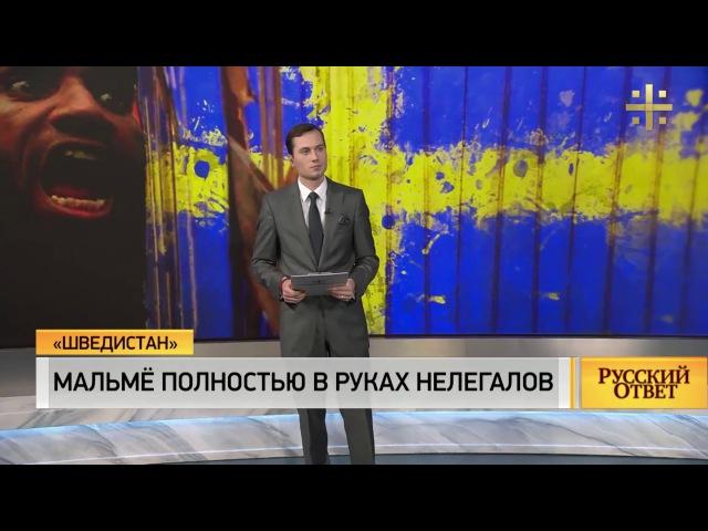 Доклад Балашова: Мальмё полностью в руках нелегалов