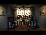 Евгений Тарасенко, Мурат, Леха - Shape of my heart (acoustic cover Sting)