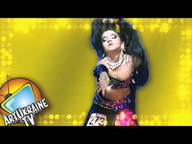 Raks Sharki Belly Dance ☀ Anastasia Kostritsa ☀ FINAL Solo Juniors ☀ Ukraine Competitions