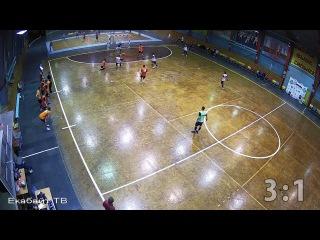 Обзор матча Ультра14 - МЧС - 3:5, IV тур «Екабайт-Калининец»