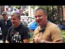 Побратими з батальйону Аратта завітали до Одеси