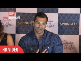 Karan Singh Grover Full Speech  Launch Of Springfit Mattresses Autograph Collection