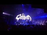 Caliban 11.10.16 Milo concert hall Нижний Новгород