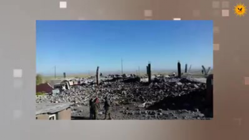 MAE News Dange Shingale - part 2  Турецкие самолеты начали массированную атаку на Шангал