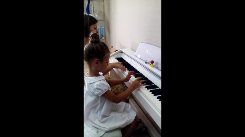 игра на фортепиано для детей и взрослых