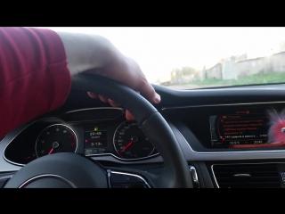 Супротек  Ниойл. Тестируем на Audi A4 1.8 TFSI 2014 г.в. Часть 2
