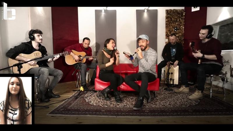 BAHADIR TATLIÖZ BİLGE NİHAN - NET akustik (Vay Haline)