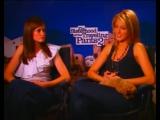 «Джинсы - талисман 2»: интервью в рамках промо-тура