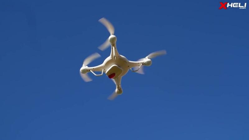 Квадрокоптеры Syma X5UW и X5UC с камерой и трансляцией видео в реальном времени (32 см, 2.4Ghz)