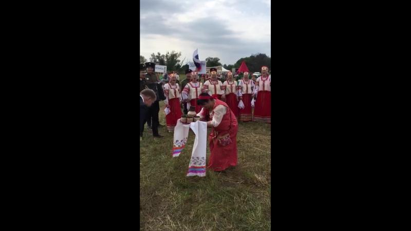 Кораблино 26 августа 2017 Агрофестиваль Рязанский караваец 2017