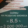 Займы для малого бизнеса Вологодской области