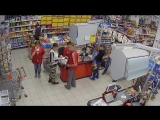 Попытка кражи в продуктовом магазине Кисловодска