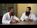 Летающие бороды Брента Бёрнса и Джо Торнтона