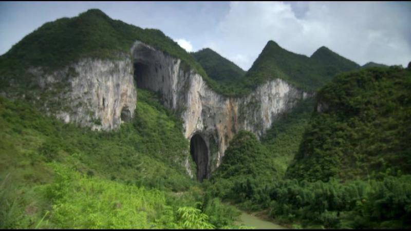 BBC Wild China 1 Heart of the Dragon Дикий Китай 1 Сердце дракона