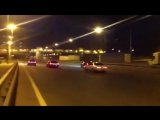 заезд после чип тюнинг . BMW 320d xdr на ЧТК в Москве .