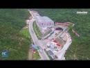 Самая глубокая и большая станция высокоскоростной железной дороги под участком Великой Китайской стены