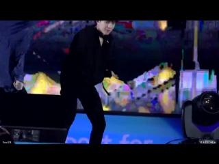 [Видео] 170609 GOT7 – Hard Carry @ Korea Sport for All Festival in Jeju, 2017 (Yugyeom Focus)