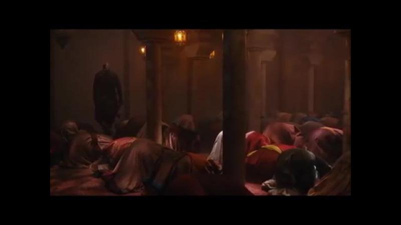 Момент из сериала Викинги