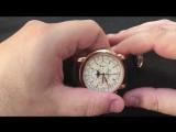 Мужские часы Patek Philippe Chronograph Moon Phase