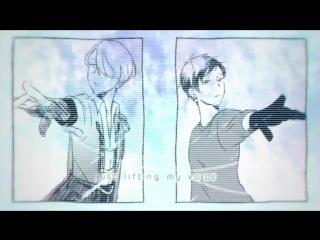 ヴィクトルと勇利手描き動画~