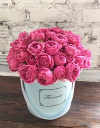 Цветы в коробке спб