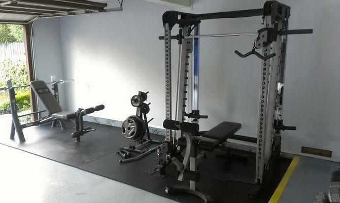 DVVl Js0w6M Как оборудовать домашний спортзал