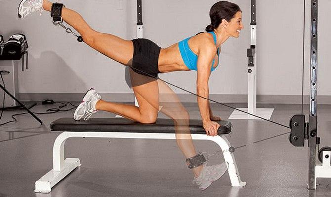 ewoKCFIE3ns 6 упражнений для красивых и стройных ног