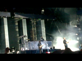 The XX live at Open'er Festival 01/07/2017