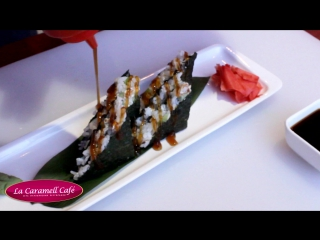 Японская кухня - Сендвич
