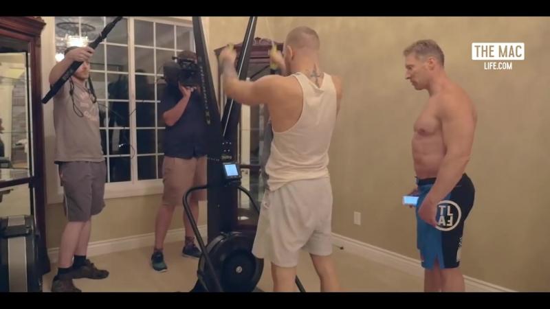 The Mac Life : Конор МакГрегор спустя два дня после UFC 202 приступил к тренировкам.