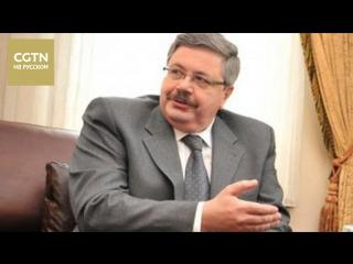 В Анкару прибыл новый посол России в #Турции Алексей Ерхов
