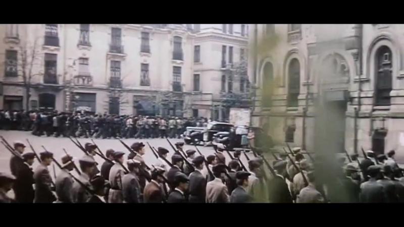 «Солдаты свободы» (1976) - СССР, Болгария, Польша, Чехословакия, Венгрия, ГДР. Фильм 3.
