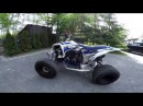 Yamaha YFZ 450 /Swap ER-6 /Test ride/A.S.G