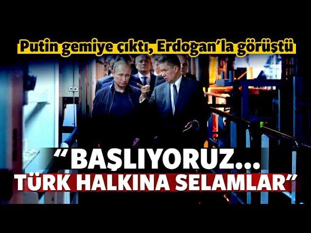 Erdoğan ve Putin - Dünyayı Kontrol Altına Alıyor