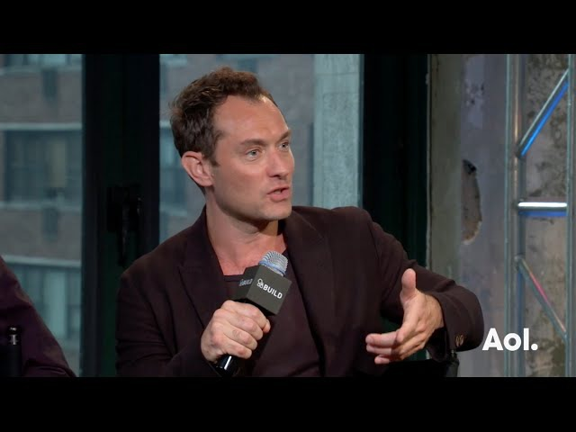 Jude Law, Laura Linney, Michael Grandage on Genius | BUILD Series