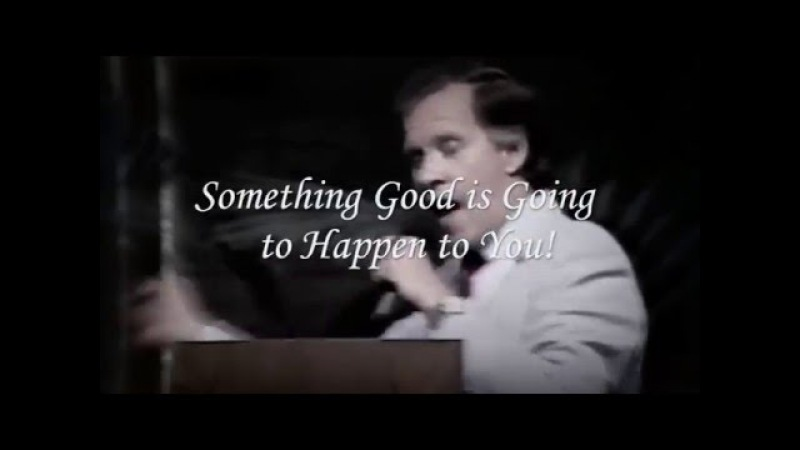 Something Good is going to happen to You!