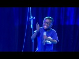 A MUST WATCH VIDEO A 10 year old boy singing in a Talent Hunt and The Holy Ghost took over.