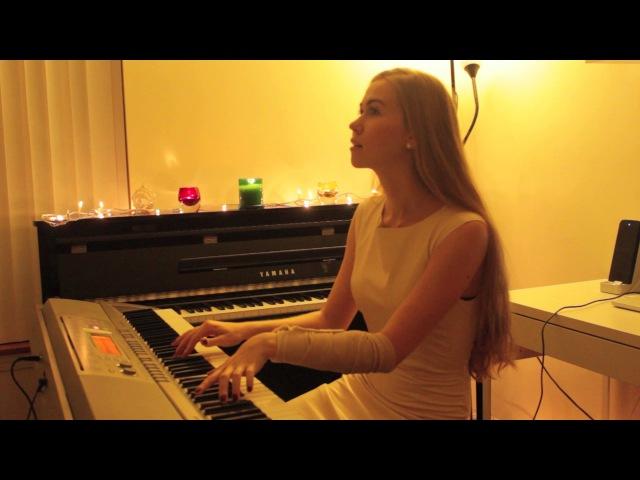 Armin van Buuren-I Live For That Energy - Яна Чернышева пиано версия