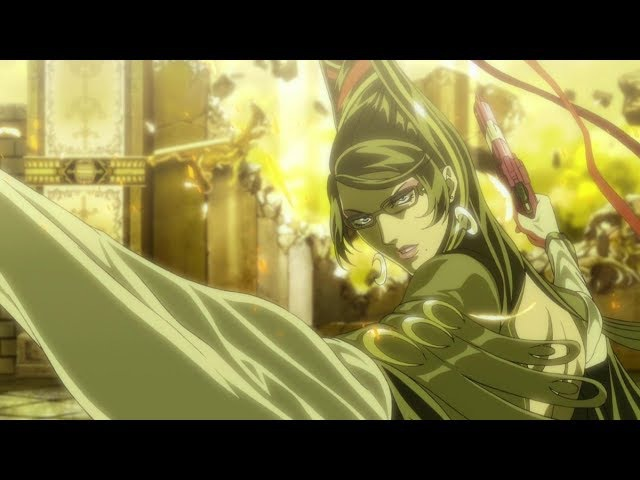 Bayonetta: Bloody Fate「AMV」- Out Of My Way