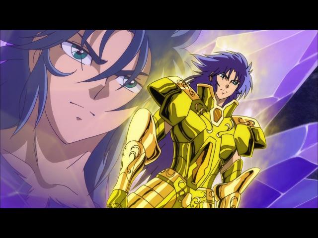 Saint Seiya (Soul Of Gold)【AMV】━ Saga vs. Sigmund ━ [ No Plan B ]