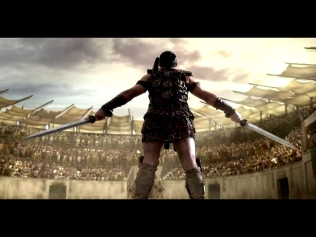 Сериал Спартак: Кровь и песок
