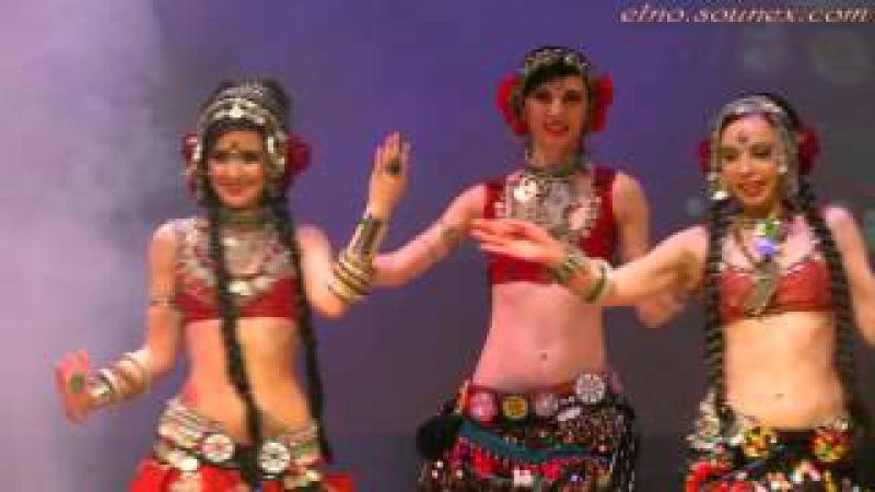 Tribal Project 'Glow Sisters' @ Чернигов Фестиваль этнического танца