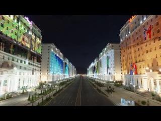 Sport bilen galkynýan şäher | Ashgabat 2017
