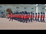 Changing the Guard, at Buckingham Palace