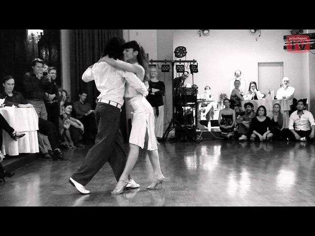 Celeste Medina Rodrigo Fonti, 2, «White tango festival 2012», Moscow, Russia